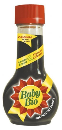 Baby Bio Babybio Original House Plant Food, Concentrate for all Plants - 175 ml
